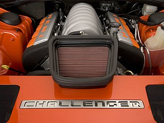 2008 Dodge challenger engine