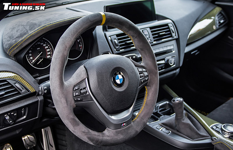 bmw m135i mh1 400  manhart performance tuning