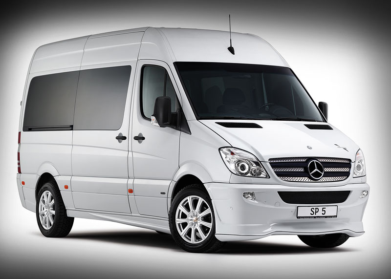 Hartmann-Tuning Mercedes Sprinter SP5
