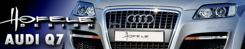 Hofele Design Audi Q7 – Full Option !
